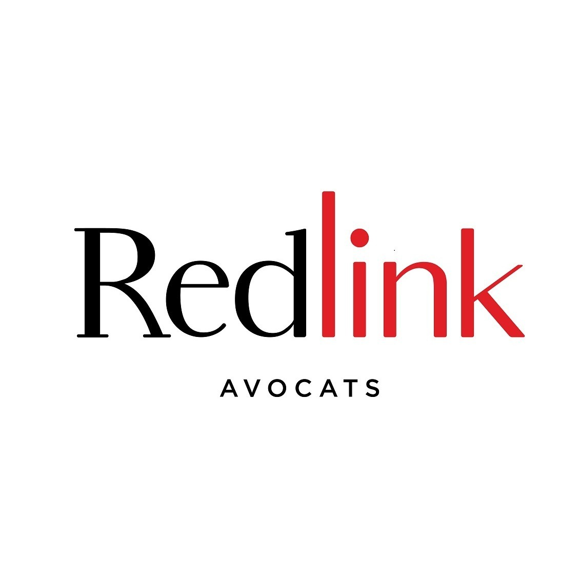 the Redlink logo.