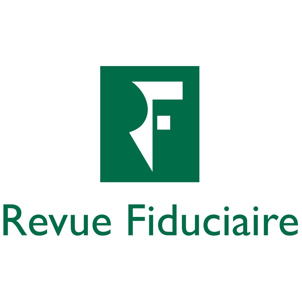 the Groupe Revue Fiduciaire logo.