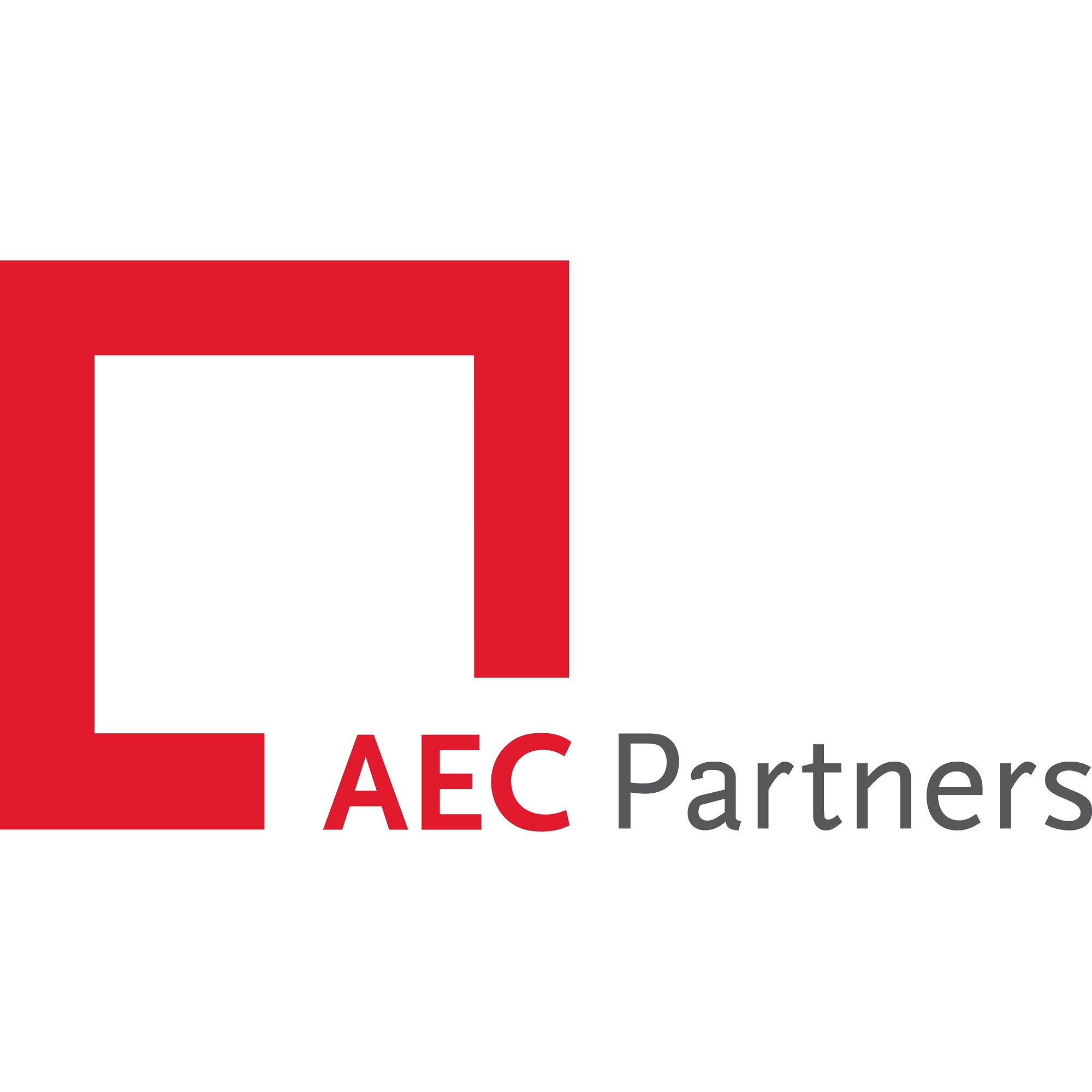 the AEC Partners logo.
