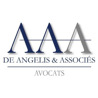 the DE ANGELIS & ASSOCIES logo.