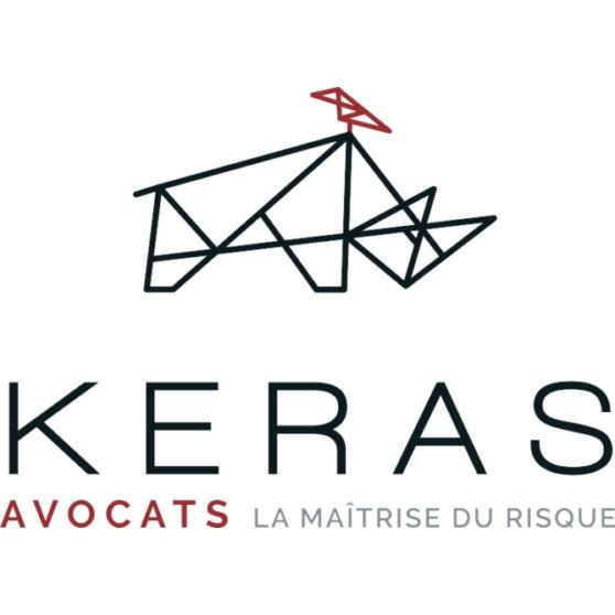 the Keras Avocats logo.