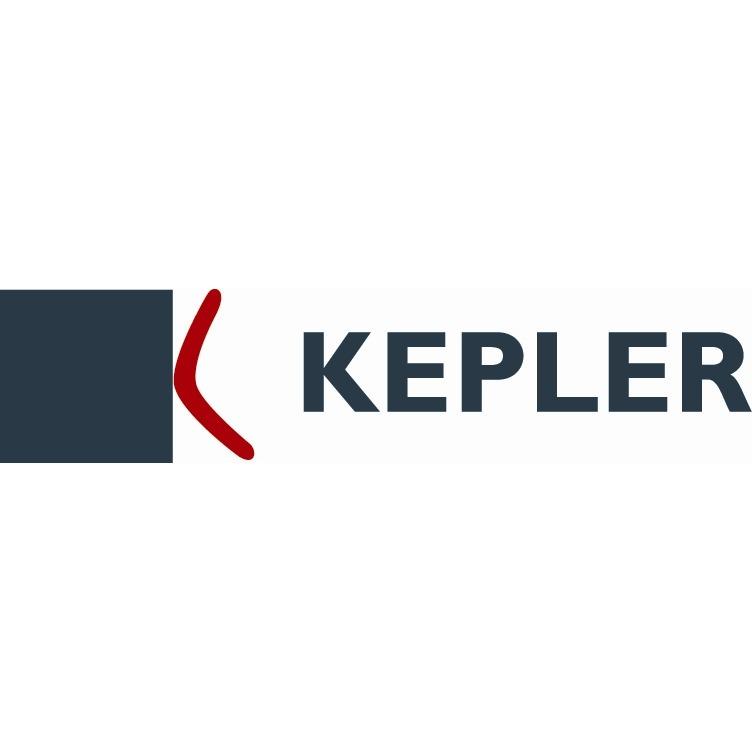 the Kepler logo.