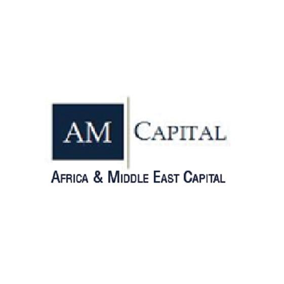 the AM Capital logo.