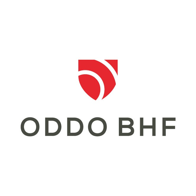 the Oddo BHF logo.