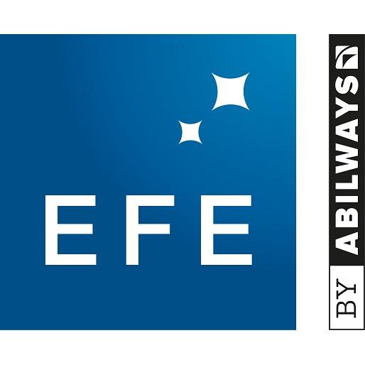 the EFE by Abilways logo.