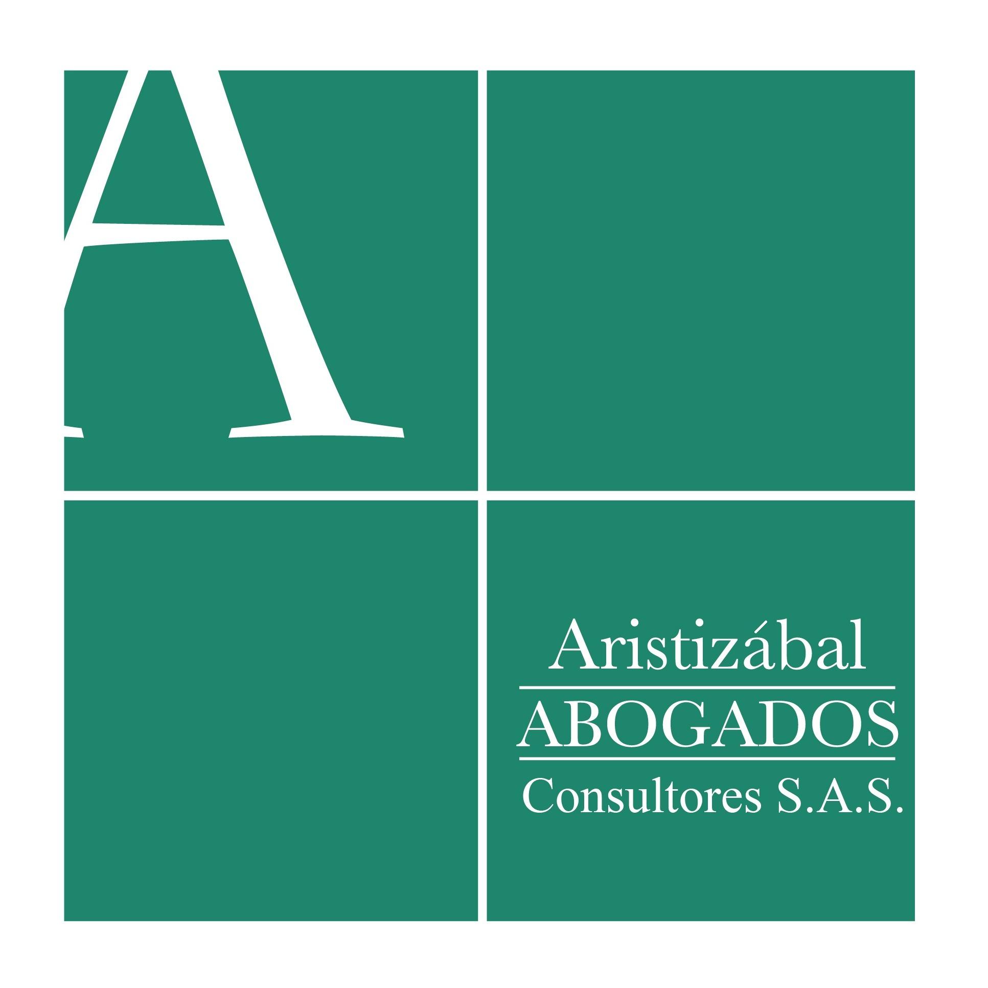the Aristizábal Abogados logo.