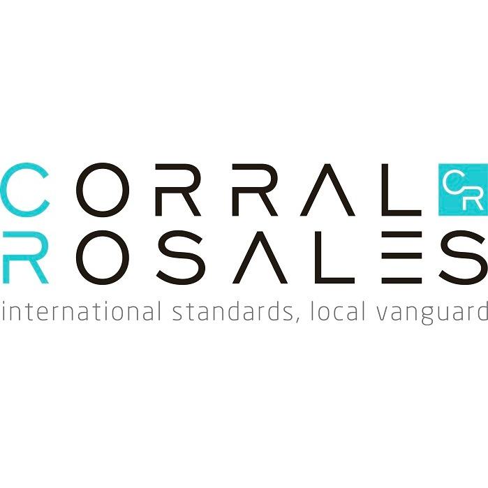the CorralRosales logo.