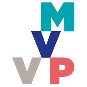the MVVP logo.