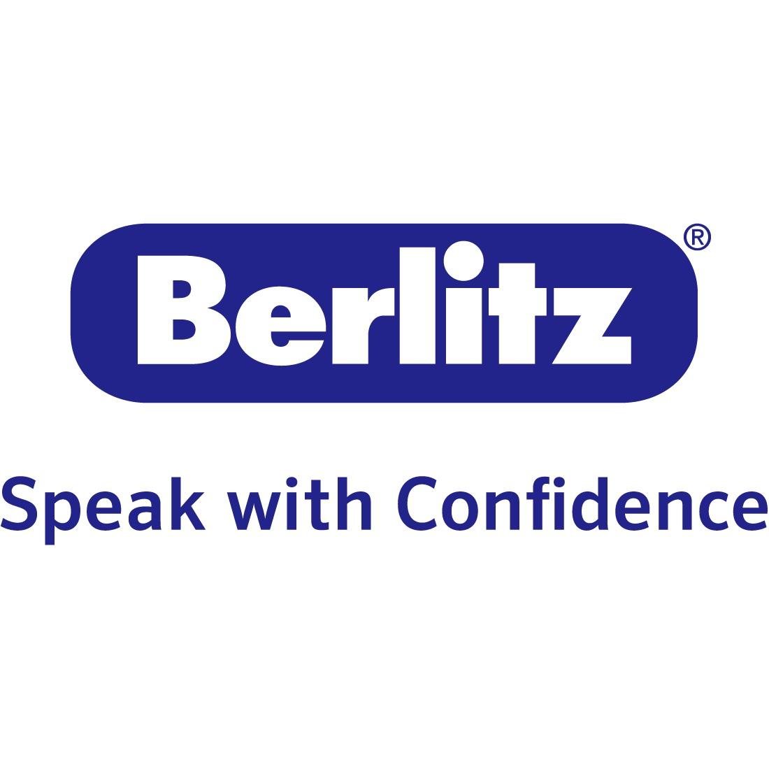 the BERLITZ logo.