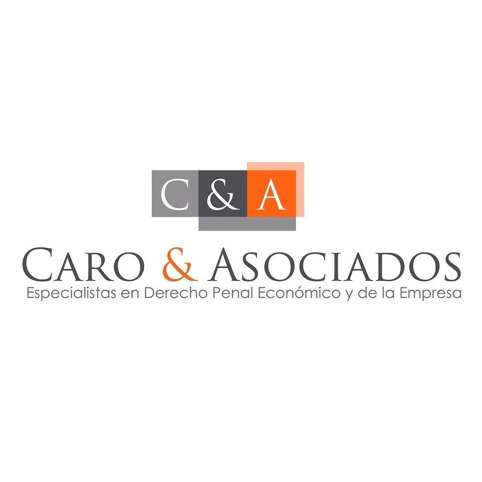 the Caro & Asociados logo.