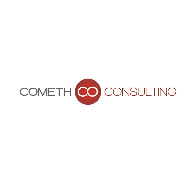 the Cometh Consulting logo.