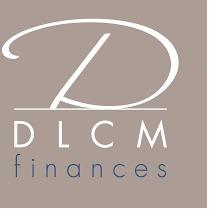 the DLCM Finances logo.