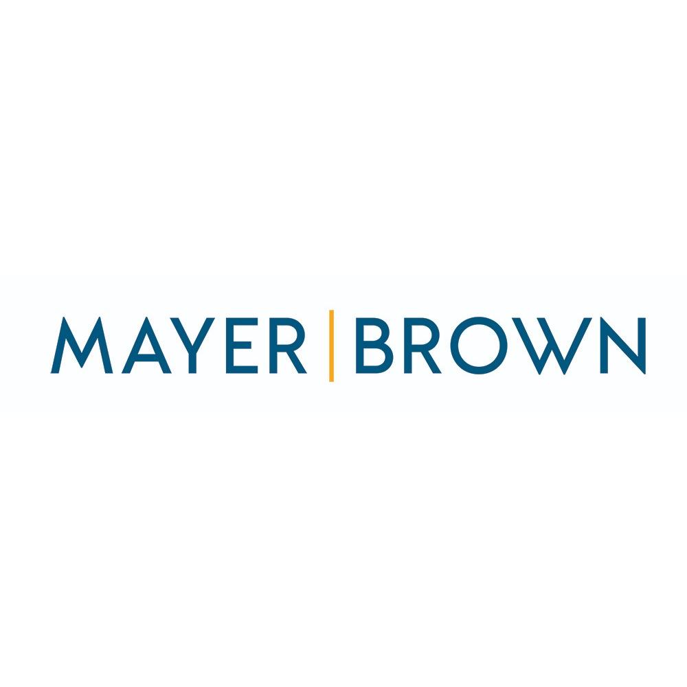 the Mayer Brown logo.