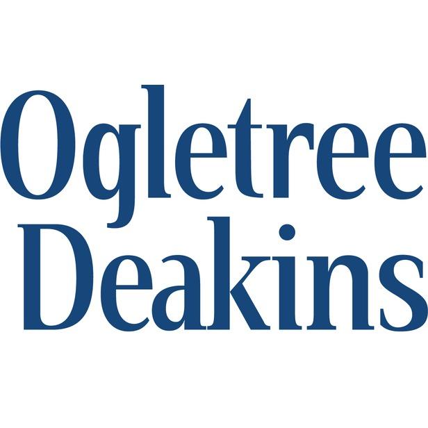 the Ogletree Deakins logo.