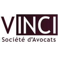 the Vinci Avocats logo.