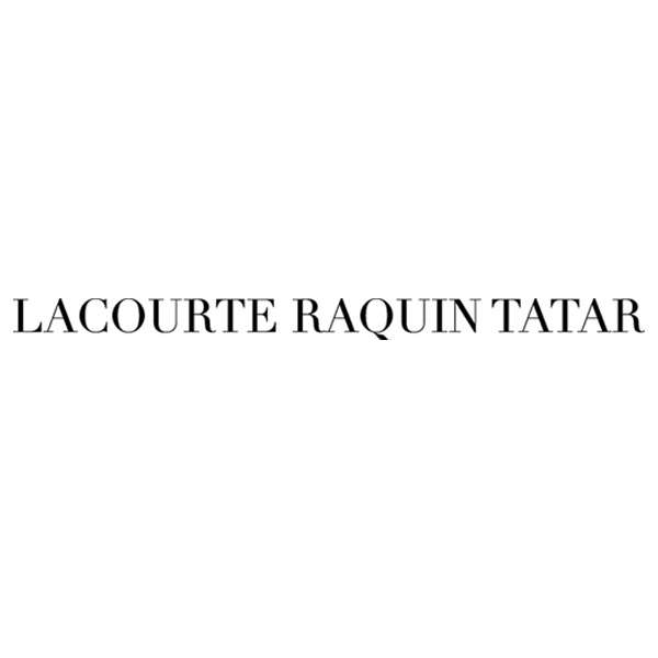 the Lacourte Raquin Tatar logo.