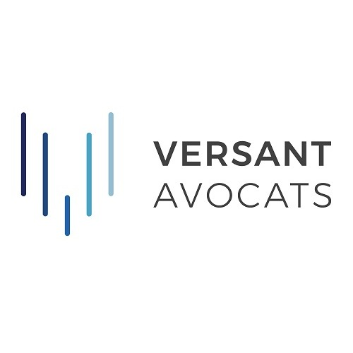the Versant Avocats logo.
