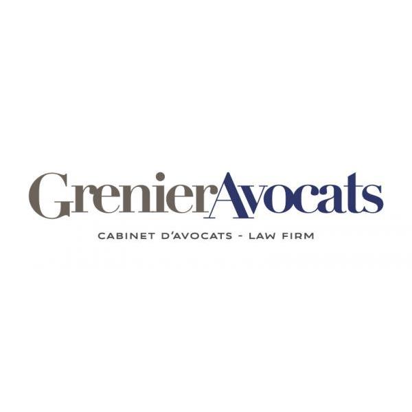 the Grenier Avocats logo.