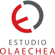 the Estudio Olaechea logo.