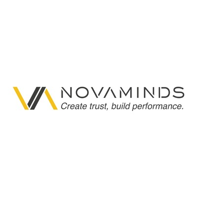 the Novaminds logo.