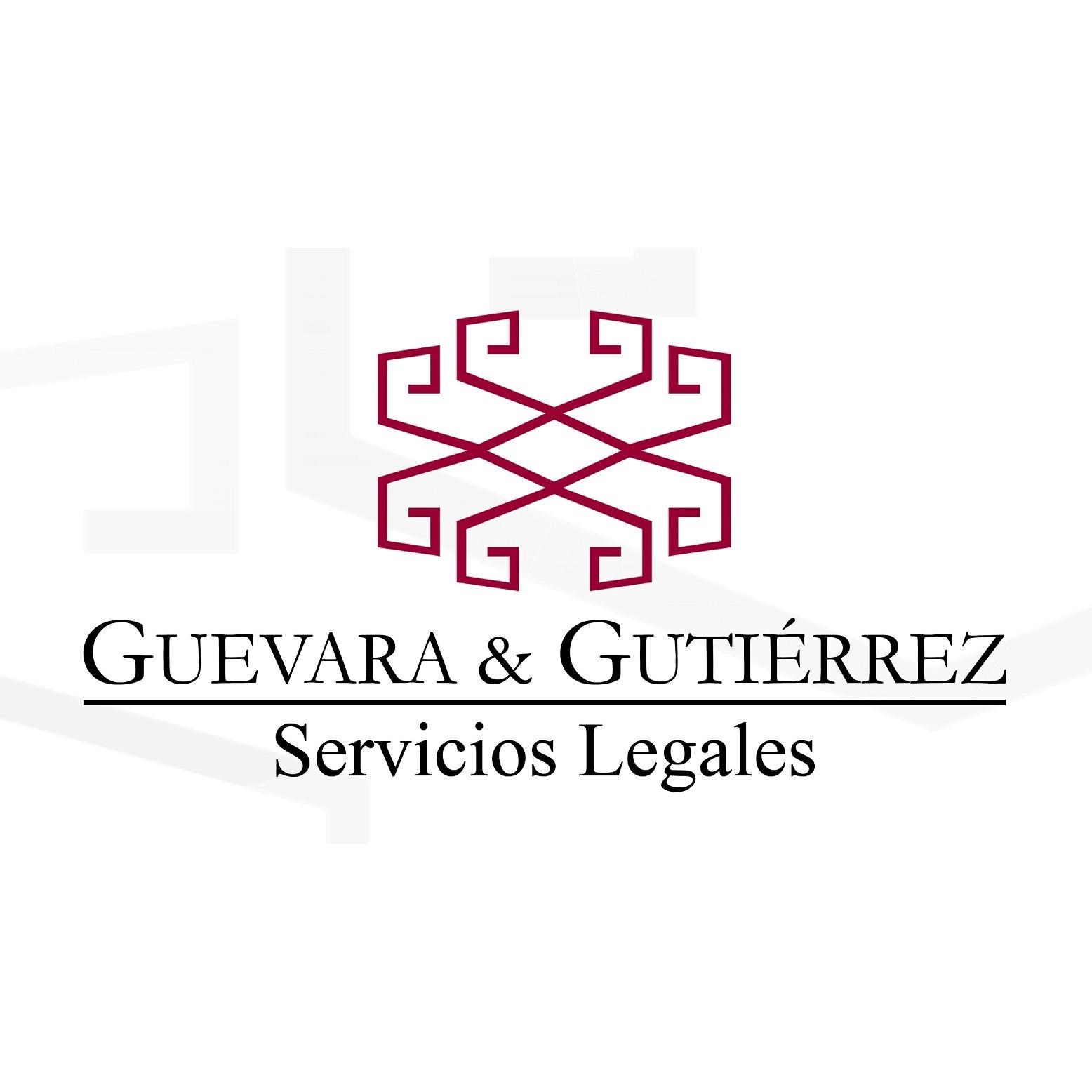 the Guevara & Gutiérrez logo.