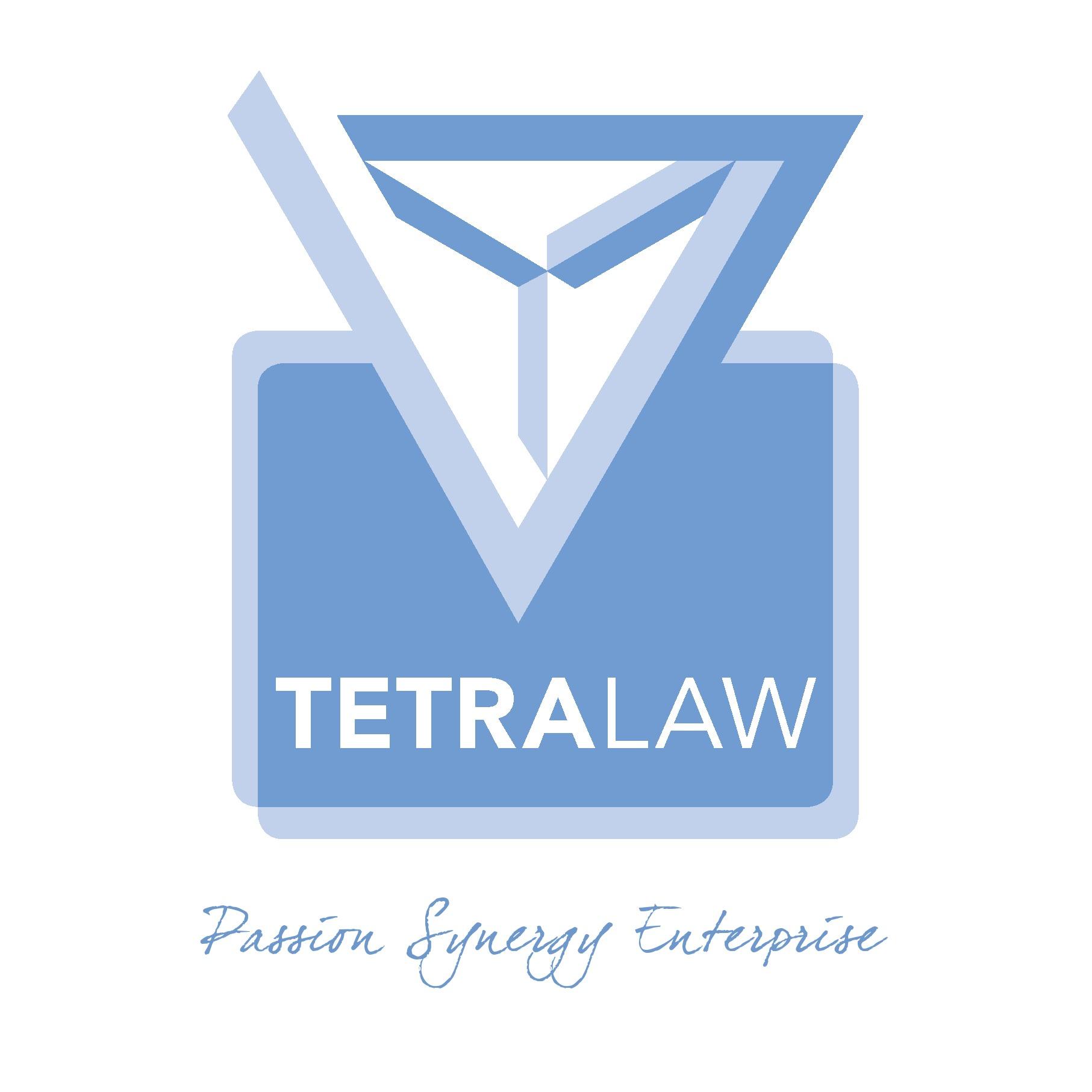 the Tetra Law logo.