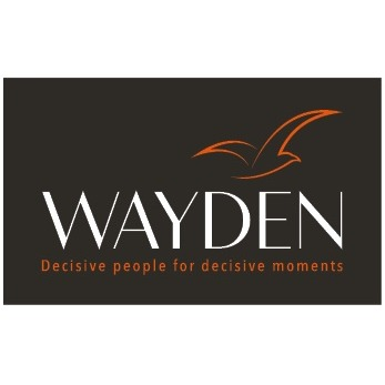 the Wayden logo.