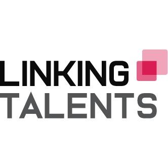 the Linking Talents logo.