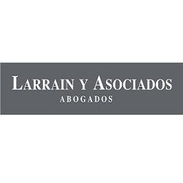 the Larrain Y Asociados Abogados logo.