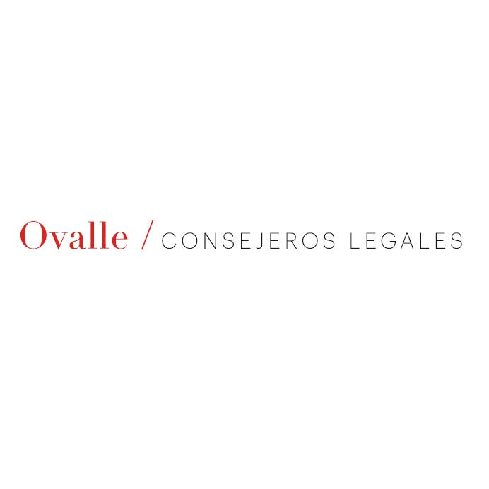 the Ovalle Consejeros Legales logo.