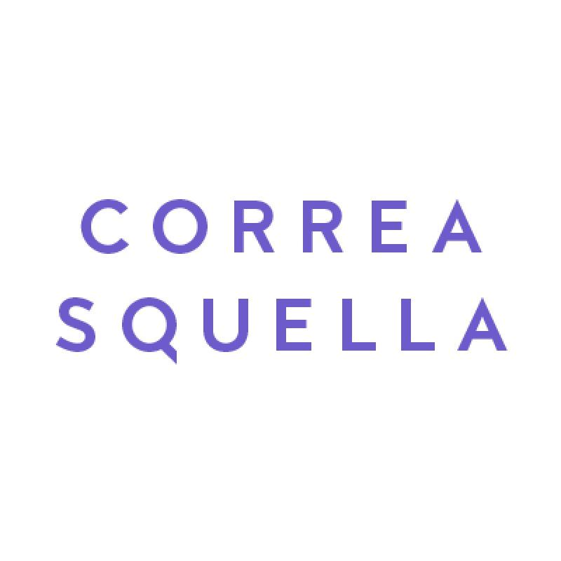 the Correa Squella logo.