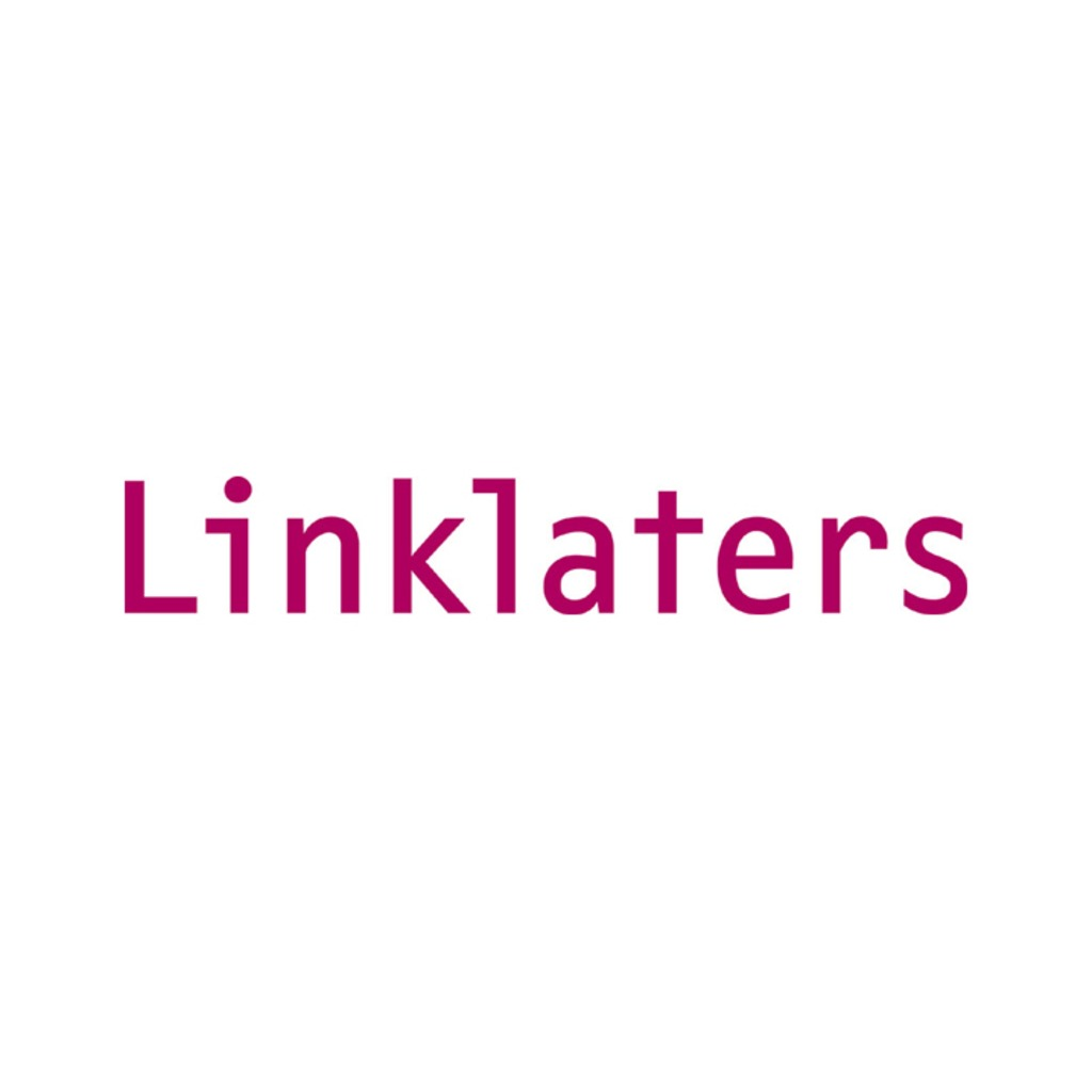 the Linklaters logo.