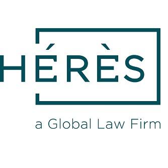 the Hérès Legal logo.