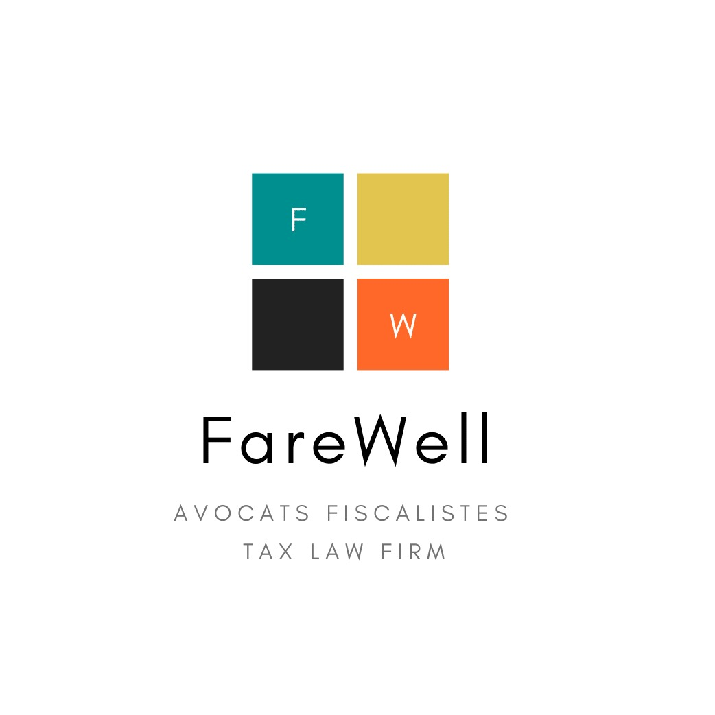 the Farewell Tax logo.