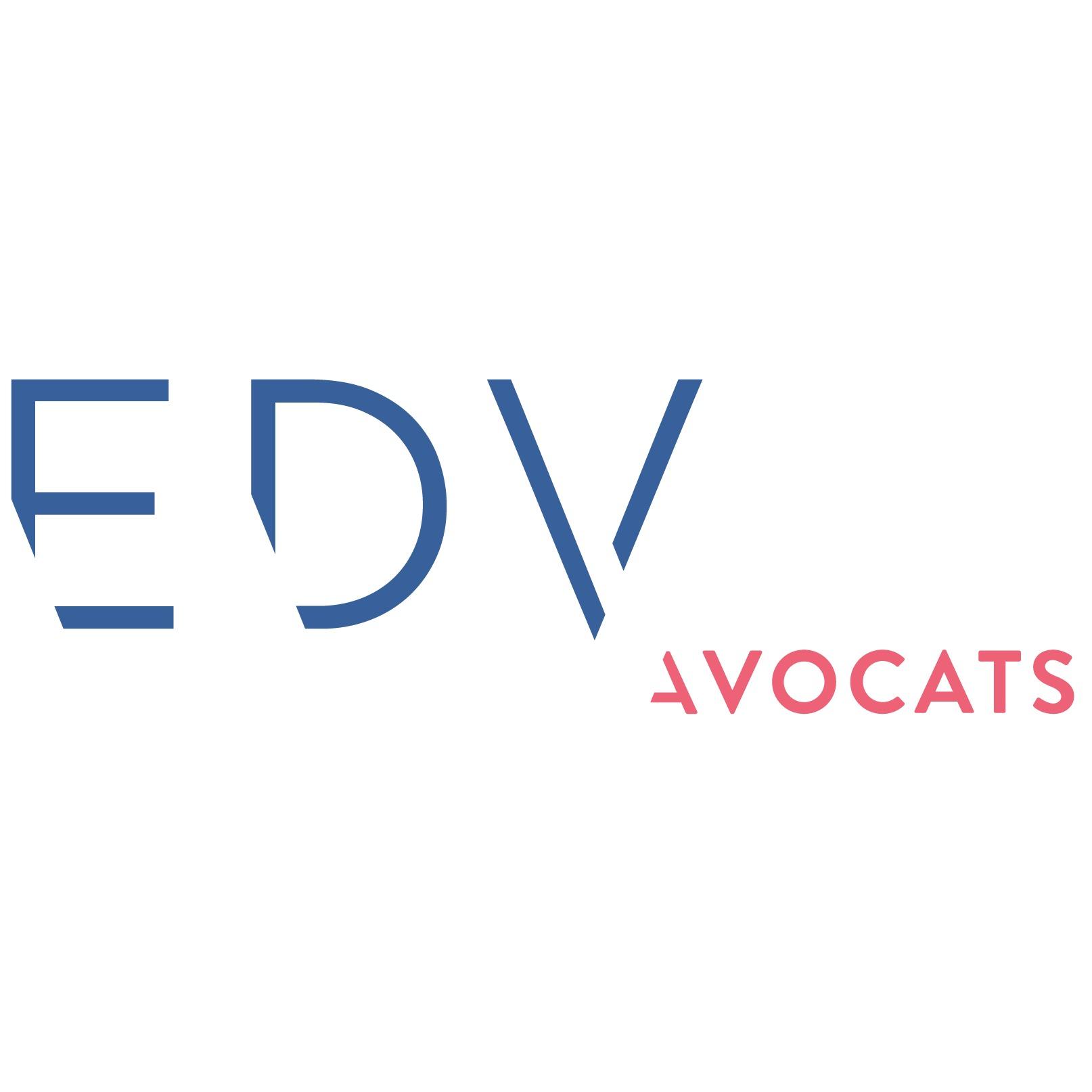 the Edv Avocats logo.