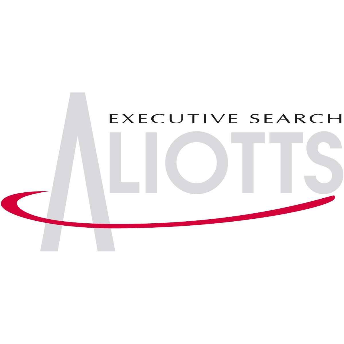 the Aliotts Executive Search logo.