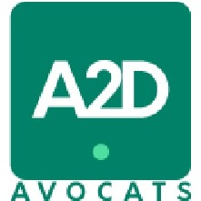 the A2d Avocats logo.