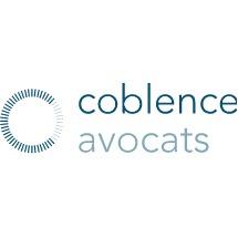 the Coblence Avocats logo.