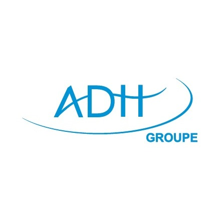 the Adh Groupe logo.