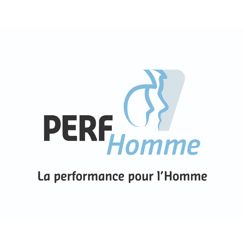 the Perfhomme logo.
