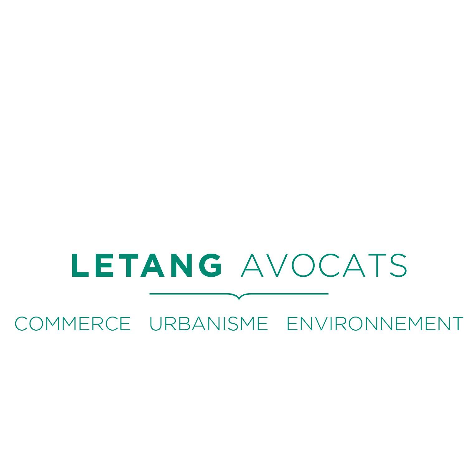 the Létang Avocats logo.