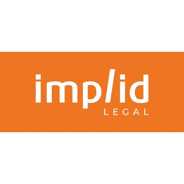 the Implid Legal logo.