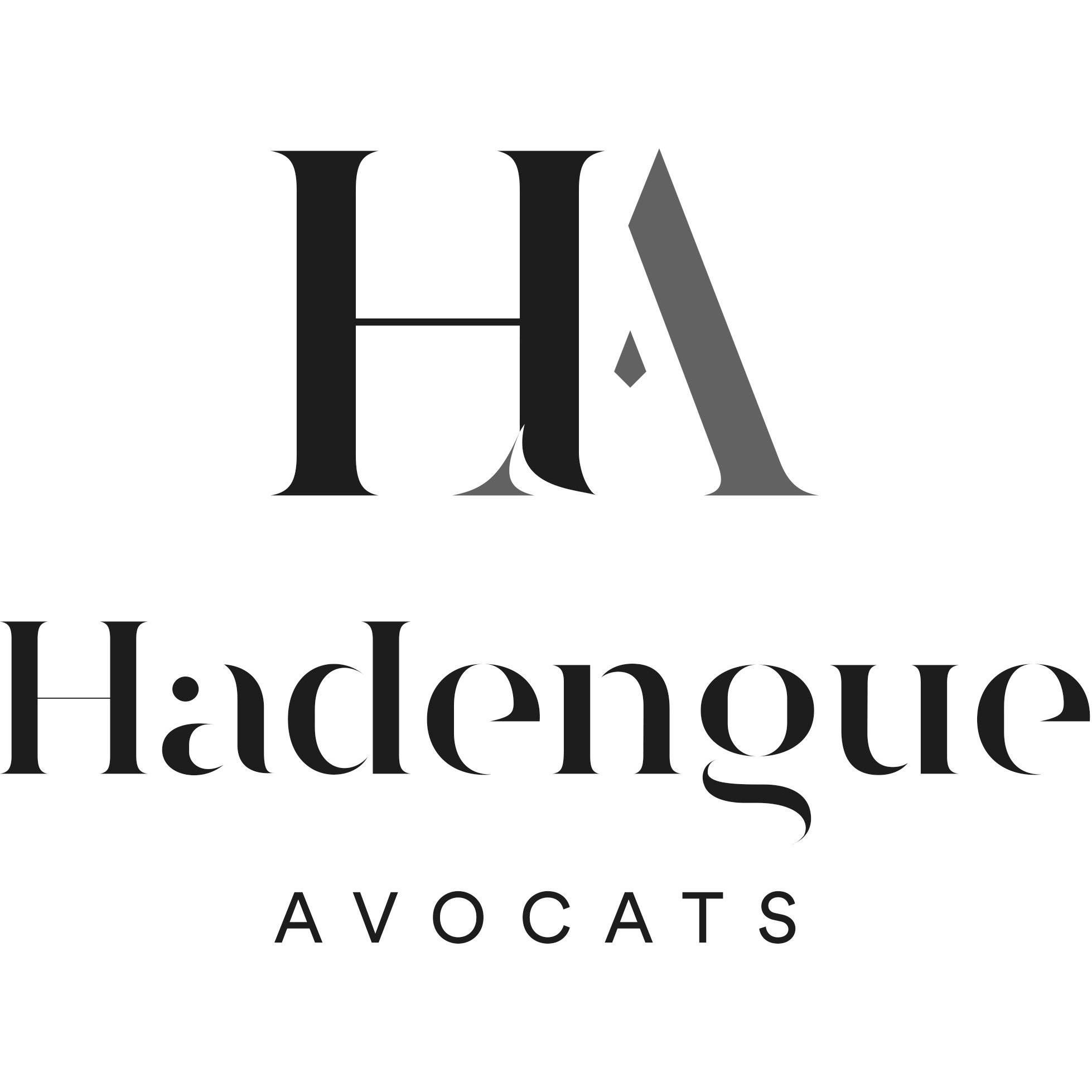 the Hadengue & Associés logo.