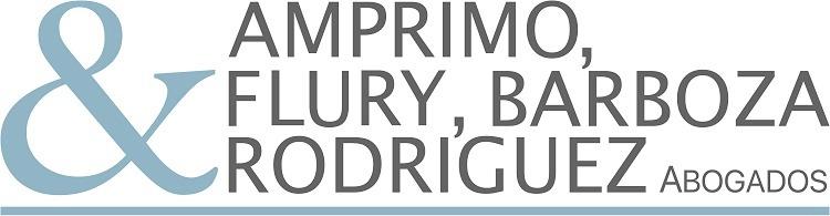 the Amprimo, Flury, Barboza & Rodríguez Abogados logo.