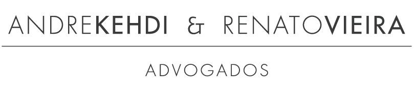 the Andre Kehdi e Renato Vieira Advogados logo.