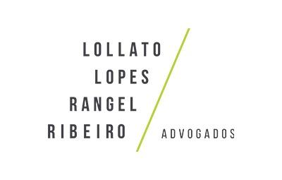 the Lollato Lopes Rangel Ribeiro Advogados logo.