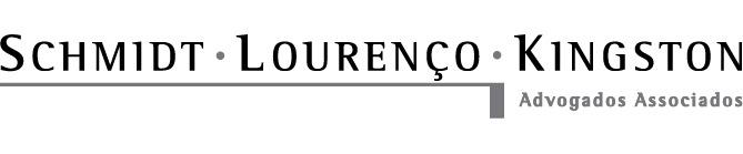 the Schmidt, Lourenço, Kingston - Advogados Associados logo.