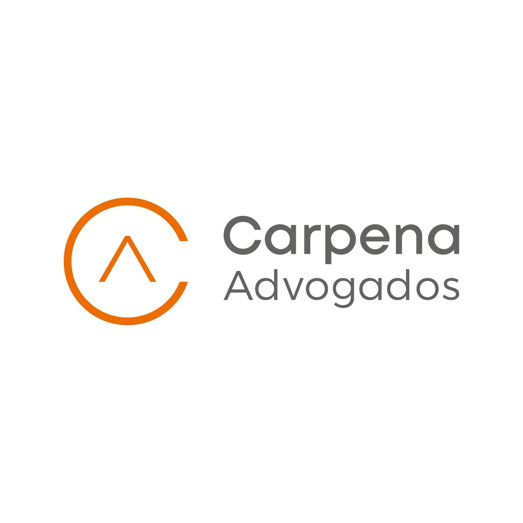 the Carpena Advogados logo.