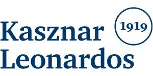 the Kasznar Leonardos - Intellectual Property logo.