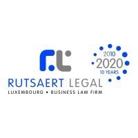 the Rutsaert Legal logo.